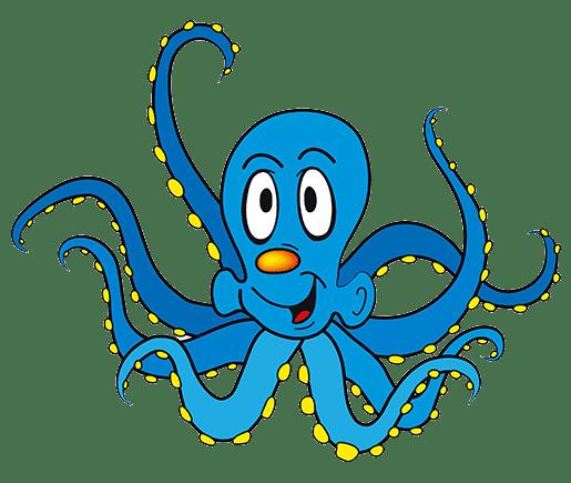 Mascots-Octopus