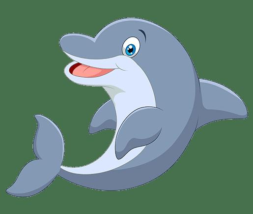 Mascots-dolphin